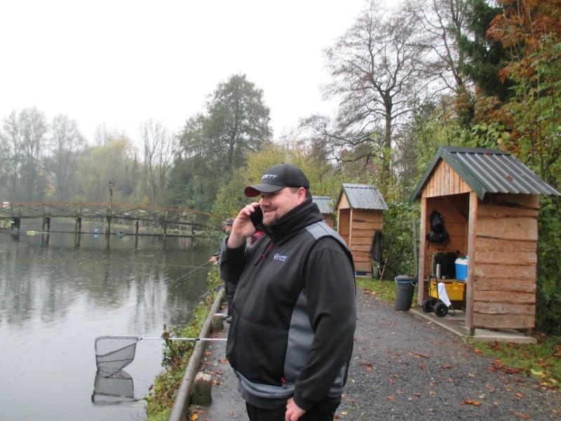 Business am Teich - Verkaufen, verkaufen...